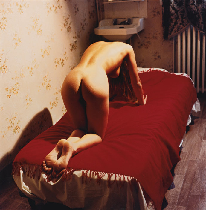 Bettina Rheims-29 Octobre II, Paris' (From Chambre Close)-1991