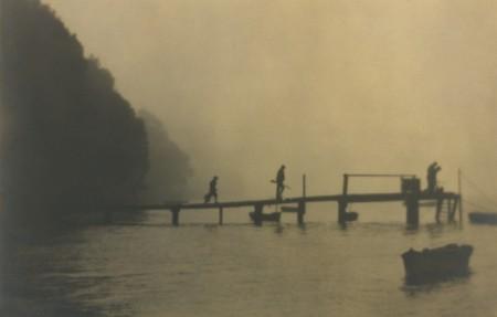 Karl Struss-Morro Bay (Fog)-1922