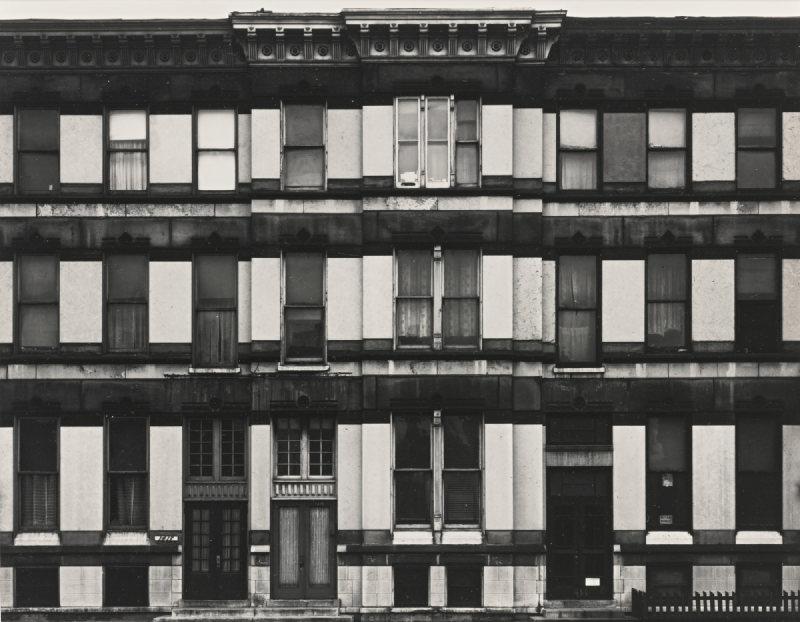 Harry Callahan-Dearborn Street, Chicago-1948