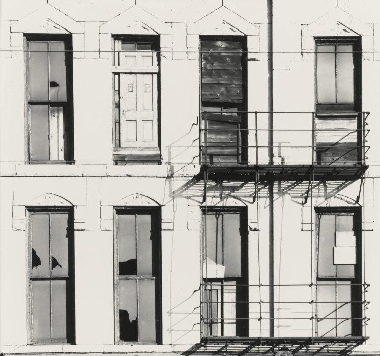 Harry Callahan-Wells Street, Chicago-1948