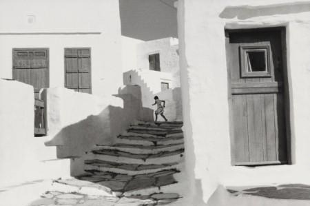 Henri Cartier-Bresson-Siphnos, Greece-1961