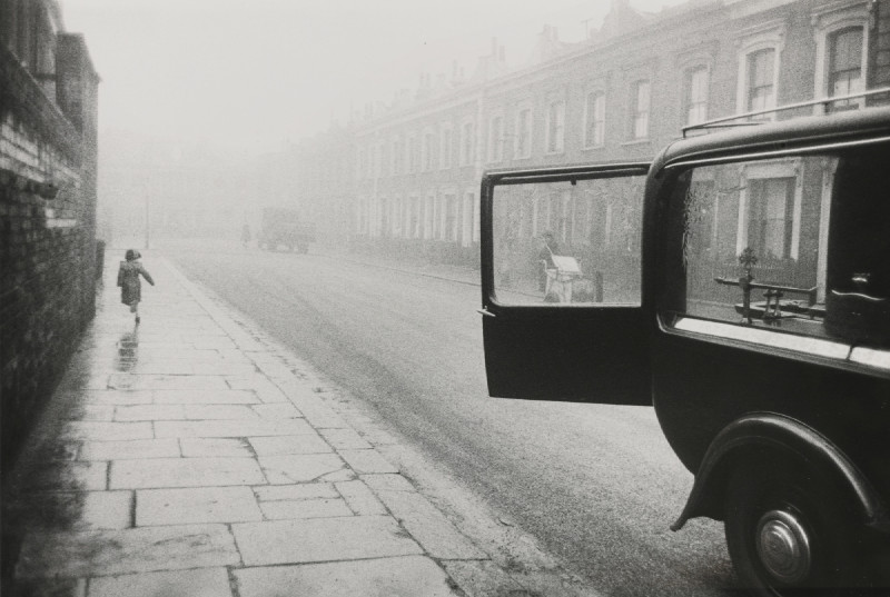 Robert Frank-London (Hearse)-1951