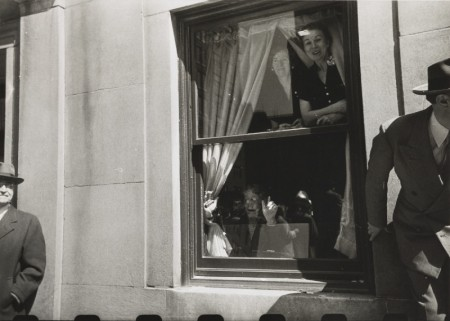Robert Frank-Nyc 5Th Avenue-1960