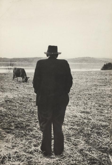 Robert Frank-Platte River, Tennessee-1959