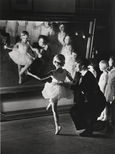 Alfred Eisenstaedt-First Lesson At Truempy Ballet School, Berlin-1930