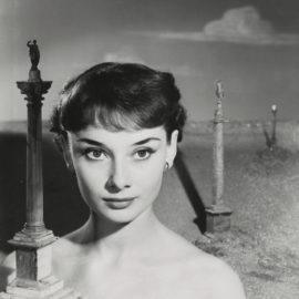 Angus McBean-Audrey Hepburn-1951
