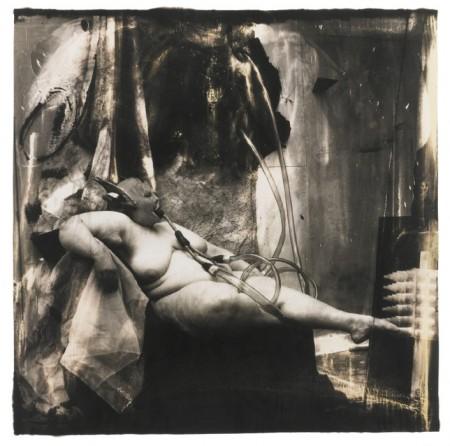 Joel-Peter Witkin-Sanitarium, N. M.-1983