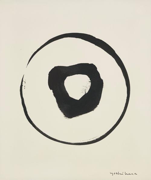 Jiro Yoshihara-Work-1962