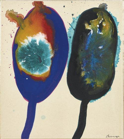 Sadamasa Motonaga-Work-1962