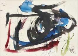 Kazuo Shiraga-Work-1982
