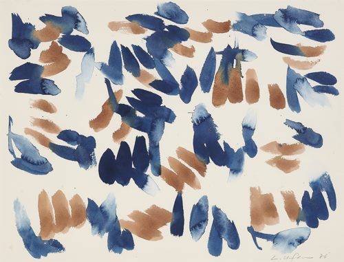 Lee Ufan-From Winds-1986