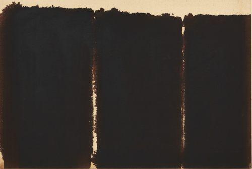 Yun Hyong-Keun-Untitled-1990