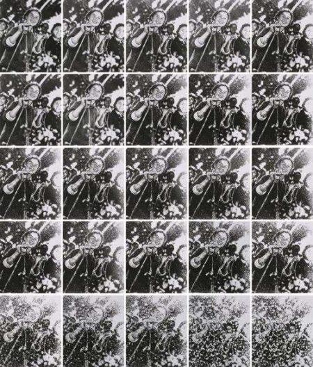Zhang Peili-Continuous Reproduction (Set Of Twenty-Five)-2004