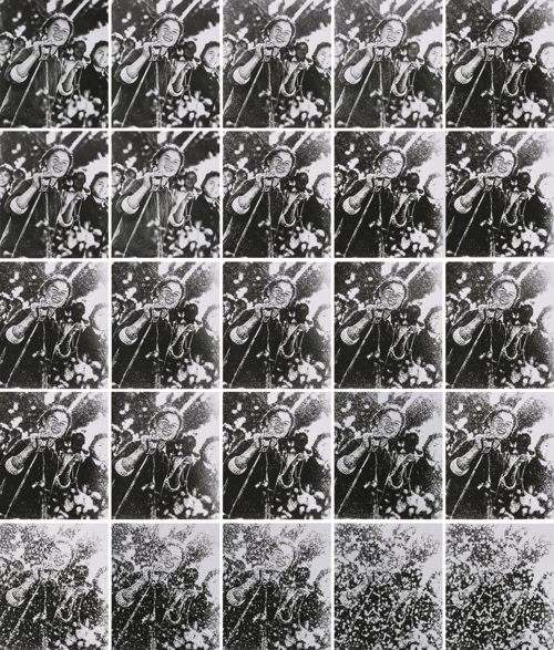 Zhang Peili-Continuous Reproduction (Set Of Twenty-Five)-2004