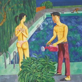 Song Yonghong-Pool Side-1994