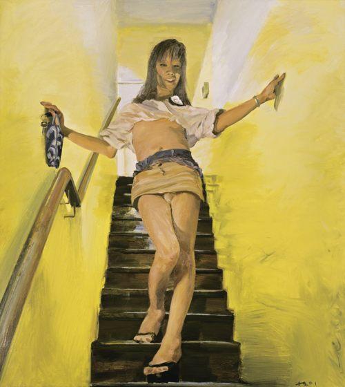 Liu Xiaodong-Transsexual II-2001