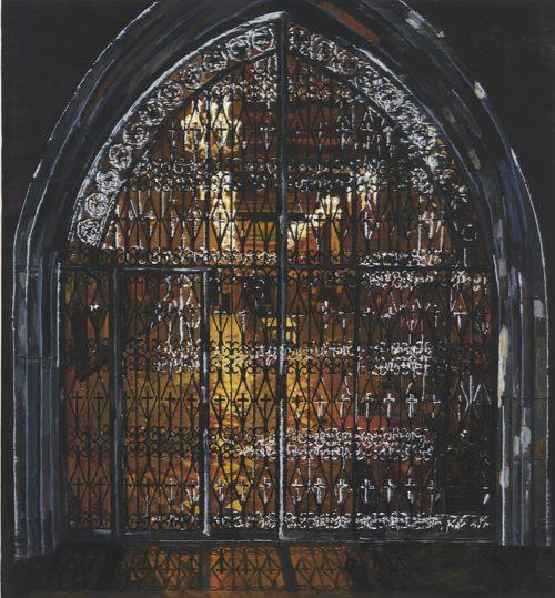 Yuan Yuan-Iron Gate-2009