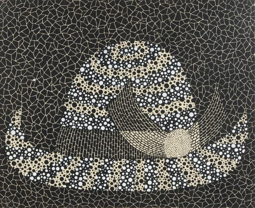 Yayoi Kusama-Hat-1981