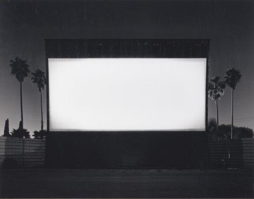 Hiroshi Sugimoto-Rosecrans Drive-In Paramount-1993