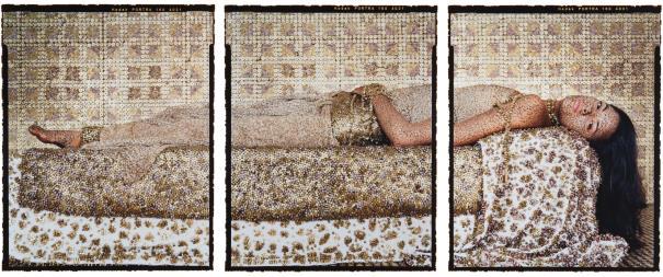 Lalla Essaydi-Bullet Revisited #3-2012