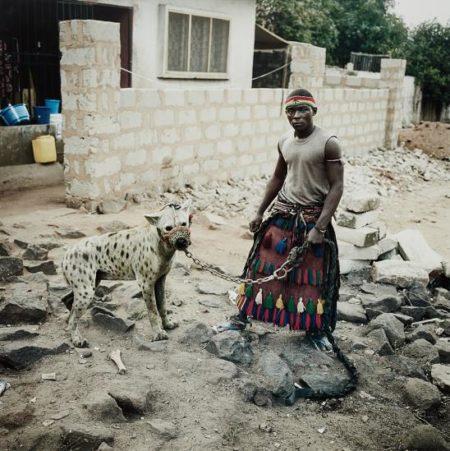 Pieter Hugo-Mohammed Rabiu With Jamis, Asaba, Nigeria From The Hyena Men Ii-2007