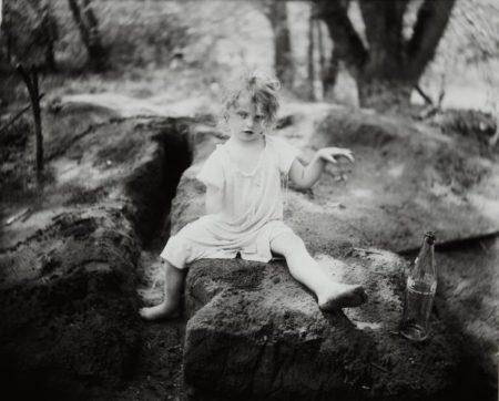 Sally Mann-Coke In The Dirt-1989