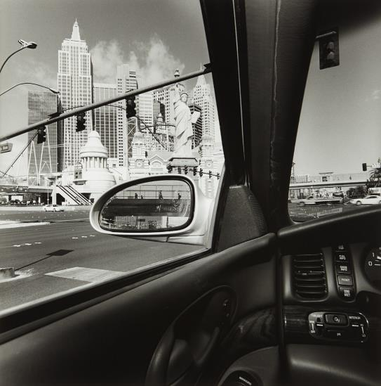 Lee Friedlander-Las Vegas, Nevada-2002