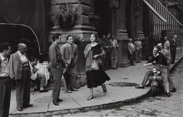 Ruth Orkin-American Girl In Italy, Florence-1951