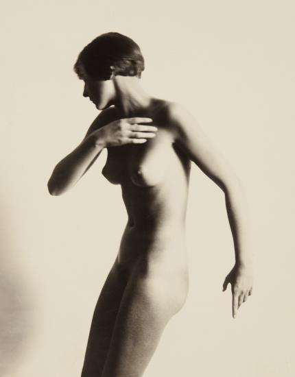 Frantisek Drtikol-Nude Study, Prague-1928