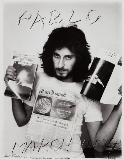 Robert Frank-Pablo, March-1979
