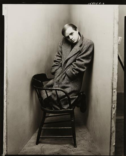 Irving Penn-Truman Capote, March 5-1948