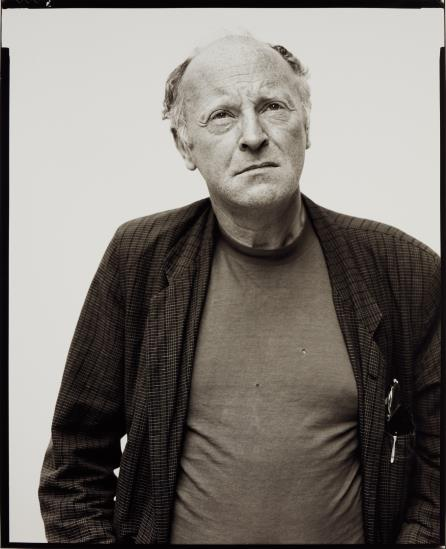 Richard Avedon-Joseph Brodsky, Poet, New York City, June 16-1991