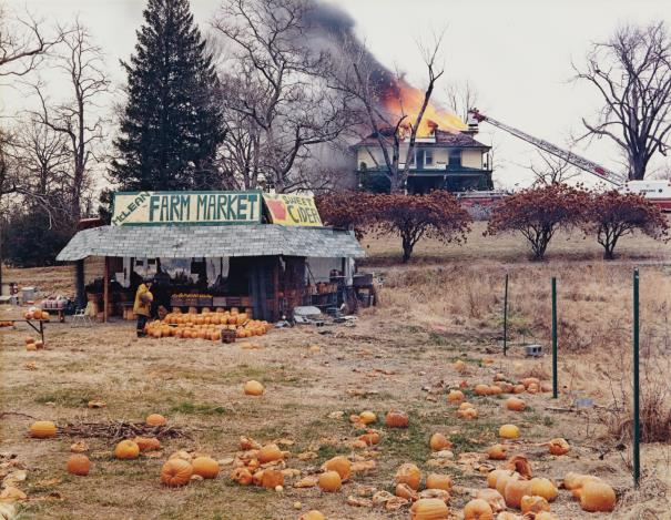 Joel Sternfeld-Mclean Virginia, December 4-1978