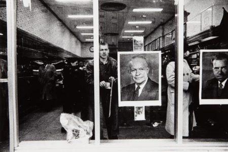 Robert Frank-Inauguration Day (Pennsylvania Avenue, Washington, D.C.)-1957