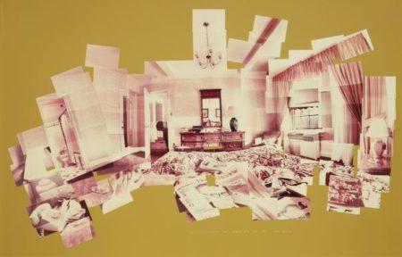 David Hockney-Sunday Morning Nov 28Th 1982 Mayflower Hotel N.Y.-1982