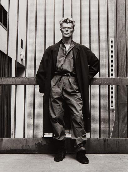 Helmut Newton-David Bowie, Monte-Carlo-1982