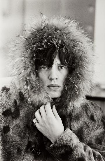 Terry O'Neill-Mick Jagger-1963