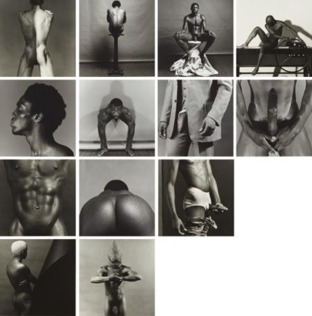 Robert Mapplethorpe-Z Portfolio-1981