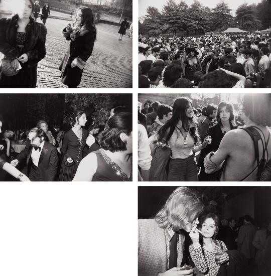 Garry Winogrand-Selected Images-1970