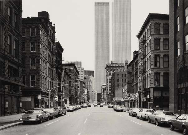 Thomas Struth-West Broadway, New York/Tribeca-1978