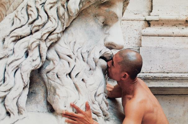 Zhang Huan-Untitled From My Rome-2005