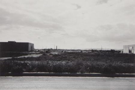 Lewis Baltz-New Industrial Parks #34 (Milliken Road Between Gates And Dubridge Roads Looking East)-1974