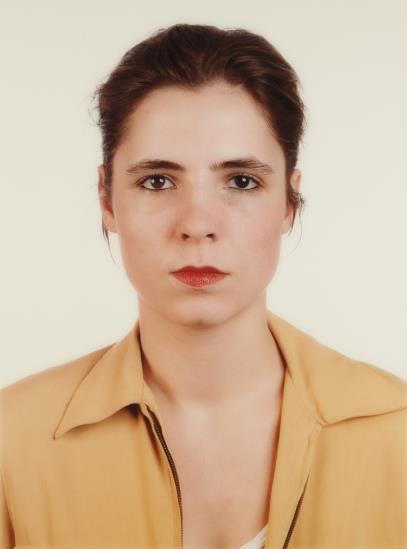 Thomas Ruff-Portrat (A. Giese)-1989