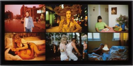 Nan Goldin-Grids, Untitled From Bowery To Berlin-1992