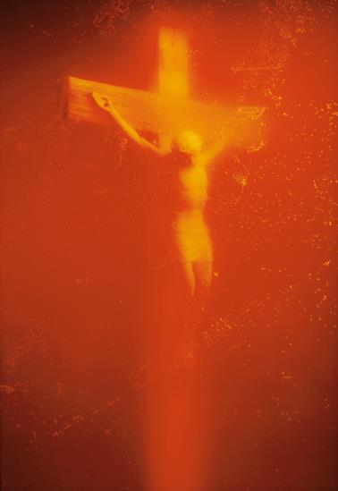 Andres Serrano-Piss Christ-1987