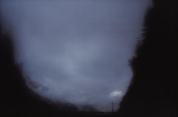 Nan Goldin-Fog, Brides-Les-Bains, France-2002