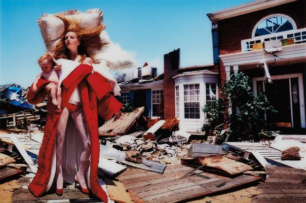 David LaChapelle-The House At The End Of The World-2005