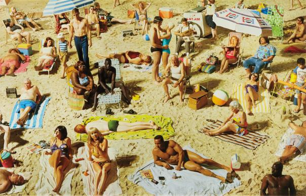 Alex Prager-Crowd #3 (Pelican Beach)-2013