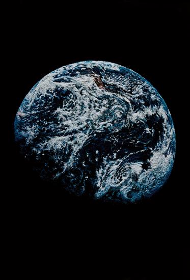 Vik Muniz-The Beautiful Earth From Pictures Of Pigment-2007