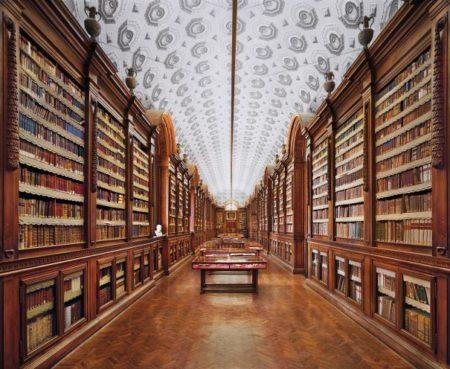 Ahmet Ertug-Bodoniana Library, Parma-2015